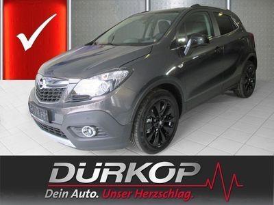 gebraucht Opel Mokka 1.6 CDTI Color Edition 4x4 Navi BiXenon AHK