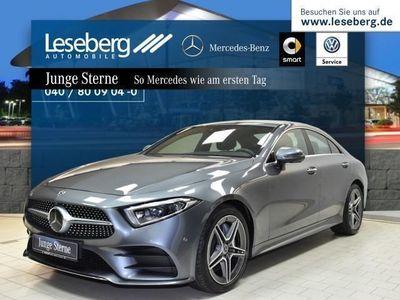 gebraucht Mercedes CLS450 4M AMG Line/Multibeam LED/SHD/Kamera eSitz.