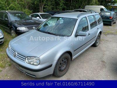 gebraucht VW Golf IV Variant Edition KLIMA