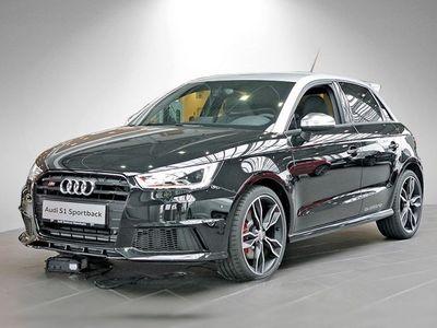 gebraucht Audi S1 Sportback 2.0 TFSI quattro Xenon Navi Leder GRA LM PDC
