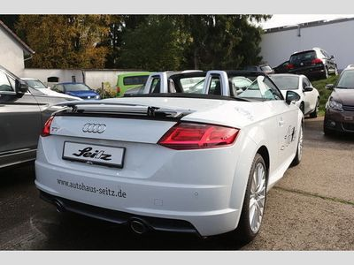 gebraucht Audi TT Roadster 1.8 TFSI S line selection Navi, PDC