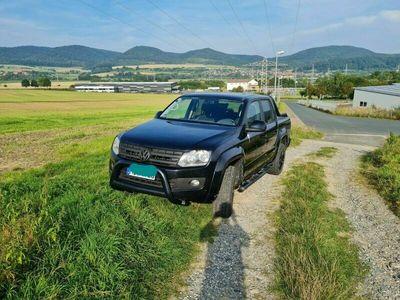 gebraucht VW Amarok Volkswagen Allrad Zugfahrzeug Pickup