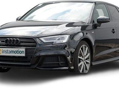 gebraucht Audi A3 Sportback A3 2.0 TFSI Q BLACK EDITION MATRIX NAVI PDC