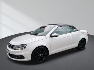 gebraucht VW Eos Basis 2.0 TDI BlackStyle Navi Dynaudio