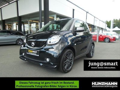 gebraucht Smart ForTwo Coupé turbo BRABUS Sport prime cool&audio