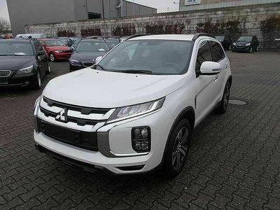 "gebraucht Mitsubishi ASX 2.0 CVT Automatik,LPG Gasanlage Navi Alu 18"""