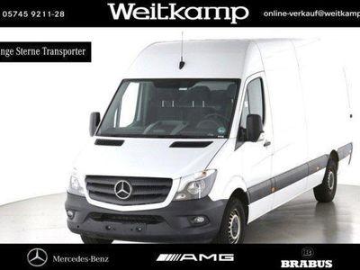 käytetty Mercedes Sprinter 316 MAXI Lang KLIMA+PDC+SHZ+DRIV.-COMF. Navi