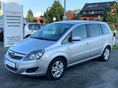 "gebraucht Opel Zafira B 1.6 Edition ""111 Jahre""TÜV Neu 1.Hand"
