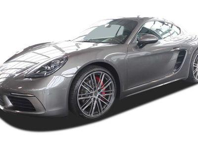 gebraucht Porsche Cayman S Cayman Cayman2.5 Coupe BOSE-LM20-NAVI-RFK
