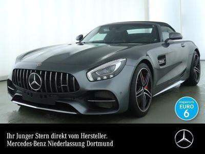 gebraucht Mercedes AMG GT C Perf-Sitze Perf-Abgas Burmester COMAND