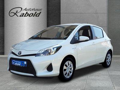 gebraucht Toyota Yaris Life Hybrid *TOP* *Scheckheft* Automatik