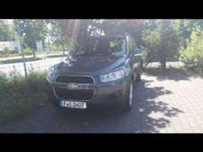gebraucht Chevrolet Captiva 2.4 2WD 5 Sitzer LS