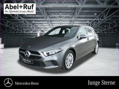 gebraucht Mercedes A220 Progressive NaviPremium MBUX LED PTS SHZ