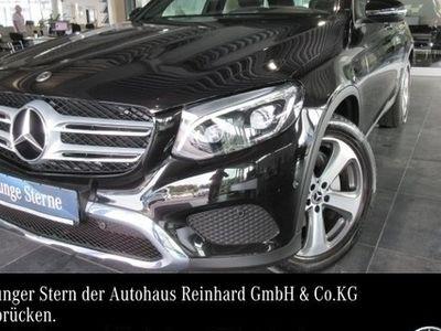 gebraucht Mercedes GLC220 d 4M Exklusive+LED+Navi+PDC+Totwinkel