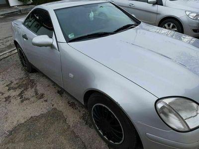 gebraucht Mercedes SLK200 als Cabrio/Roadster in Poltringen