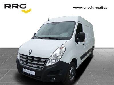 used Renault Master Kasten dCi 130 L3H2 3,5t EURO 6 Klima!!