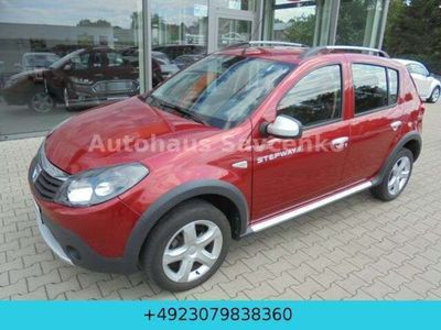 gebraucht Dacia Sandero Stepway II*2 HAND*PDC*KLIMA*ALU*LPG*