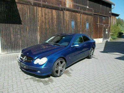 gebraucht Mercedes CLK240 MercedesAutomatik Elegance V6