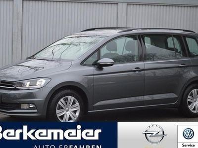 gebraucht VW Touran 1.6 Anhängerk/Sitzh/Parkp/Klimaautom