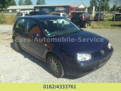 used VW Golf IV Lim. Special
