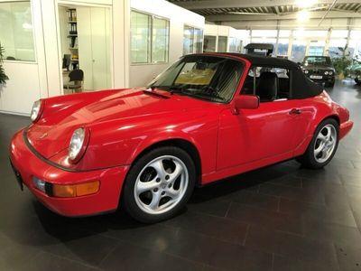käytetty Porsche 964 Cabrio