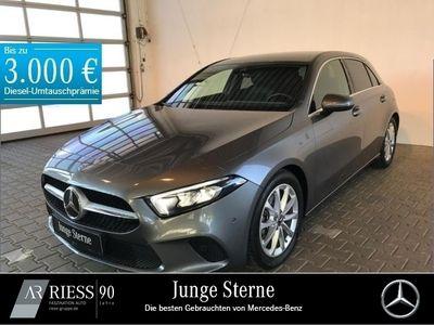 gebraucht Mercedes A200 Progressive+LED+Navi+Rückfahrkamera