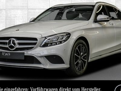 käytetty Mercedes C200 T Avantg LED NAVI BusiP Adv.ParkP SpurP