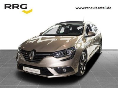 gebraucht Renault Mégane GRANDTOUR IV 1.3 TCe 160 BOSE EURO 6d-TEM
