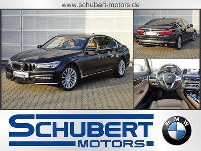 käytetty BMW 740 d xdrive