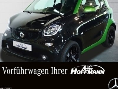 gebraucht Smart ForTwo Electric Drive Prime Navi Design Paket Wi