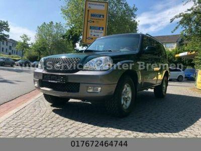 used Hyundai Terracan 2.9 CRDi GLS