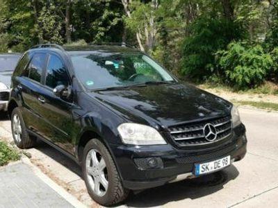 gebraucht Mercedes ML320 Mercedes Benz W164CDi TÜV 6/2021 AH...