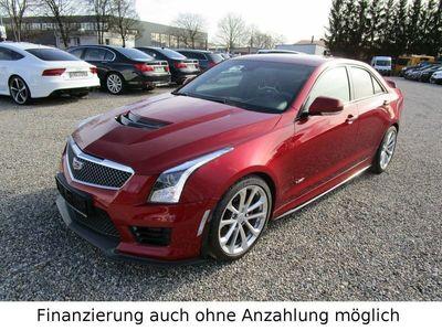 gebraucht Cadillac ATS -V Performance*Europamodell*Navi*Kamera*TOP*