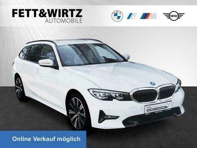 gebraucht BMW 320 d Tour 359 - o A