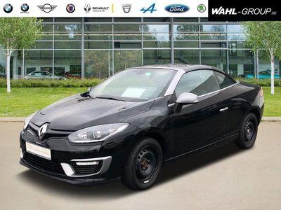 gebraucht Renault Mégane Cabriolet TCe 130 Coupe GT-Line ABS ESP