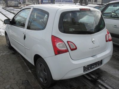 gebraucht Renault Twingo Expression*40Tkm*TüvNeu*Allwetterr*Euro5*
