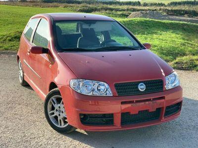 gebraucht Fiat Punto 1.4 16V *EURO.4*KLIMAAUTOMATIK*ALUFELGEN*