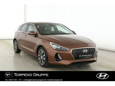 gebraucht Hyundai i30 NEW 5-DR 1.4 TURBO, PREMIUM NAVIGATIONSPAKET