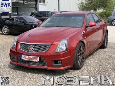 gebraucht Cadillac CTS  V 20 ZOLL GARANTIE WINTERRÄDER PANORAMA 1.HD