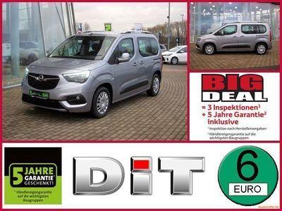 gebraucht Opel Combo 1,5 CDTI Life Edition Klimaautomatik, BT, LM