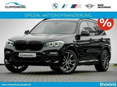 gebraucht BMW X3 xDrive20d ZA M Sport Head-Up HiFi LED Shz