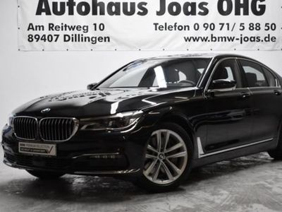 käytetty BMW 750 d xDrive Limousine Touch Command Head-Up DAB