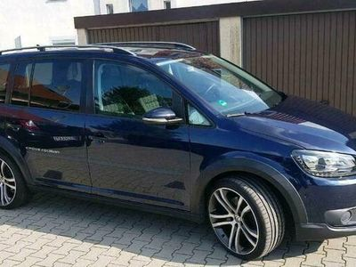 gebraucht VW Touran Cross 7-Sitzer