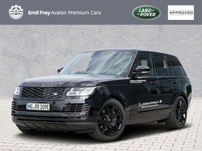 gebraucht Land Rover Range Rover P400e Plug-in Hybrid Vogue 221 kW, 5-türig (Benzin/Elektro-PlugIn)