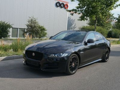 gebraucht Jaguar XE XE E-Performance 163PS R-Sport 1.HDLE,NA,,,