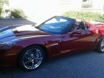 gebraucht Corvette Grand Sport C6Convertible