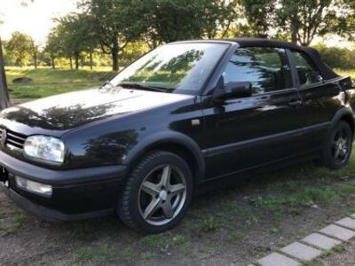 second-hand VW Golf Cabriolet III - Lederausstattung TÜV bis Februar 2020