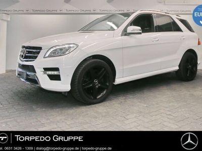 gebraucht Mercedes ML350 BT 4M AMG NAVI+COMAND+XENON+PANO+PTS+SHZ+
