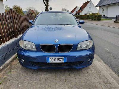 gebraucht BMW 120 Serie 1 (E87) cat 5 porte Attiva DPF