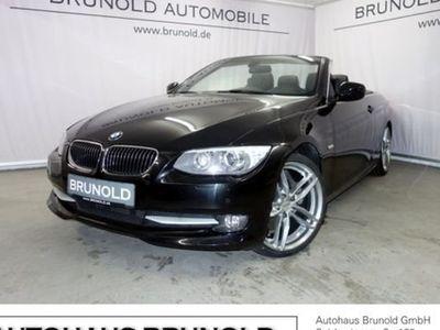 gebraucht BMW 330 Cabriolet d DPF Automatik, Leder,NAVI,PDC,Tempo